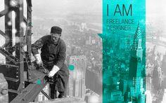 I am freelance designer