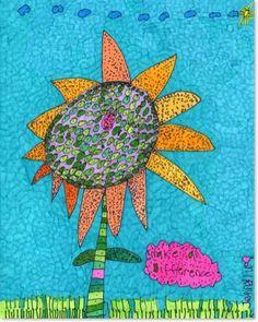JennyLU Giclee Art Print  Make A Difference by jennylu on Etsy, $40.00