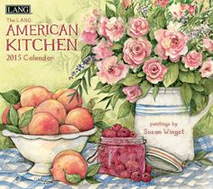 American Kitchen 2015 wall calendar