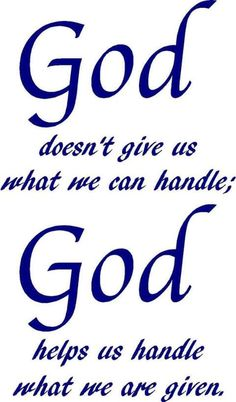 I can do ALL THINGS in Christ which strengthens me!
