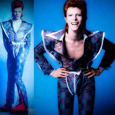 David Bowie by Sukita, 1972.
