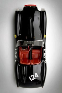 Some Ferrari's look better in black. this is one