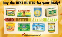 Butter Rankings! Kerrygold is the best!!! Find it at Costco and trader joes .