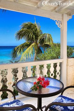 Villa Cantero is an entirely private, luxury Caribbean villa on a spectacular beach that is every bit the tropical paradise we all dream of! Sleeps 8 - Barbados