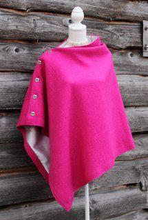 Harriet Hoot Bespoke Luxury Tweed Capes & Wraps