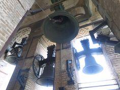 Giralda de la Catedral, Sevilla. 34 escaleras a la cima.