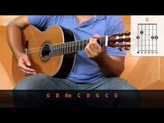 Chão de Giz - Zé Ramalho (aula de violão simplificada) - YouTube