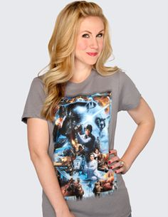 Star Wars Clothes for ladies