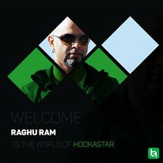 Hey folks,  Stay connected and follow Raghu Ram for his exclusive updates on HookAStar.  #liveconnected #hookastar #letcelebsbeyourfan #raghuram #mtvroadies #monozygotics