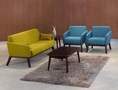 Lyra Office Lounge Seating Modern Clic Look Ki Furniture