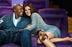 "Welcome To Chitoo's Diary.: Lamar Odom says ""Khloe Kardashian is my wife..Any ..."