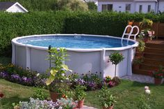 How to Plan for Installing Above Ground Swimming Pool