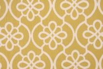 4.1 Yards Kaufmann Flow Upholstery Fabric in Sprout