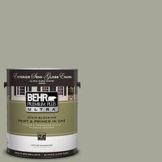 BEHR Premium Plus Ultra 1-Gal. #UL200-6 Simply Sage