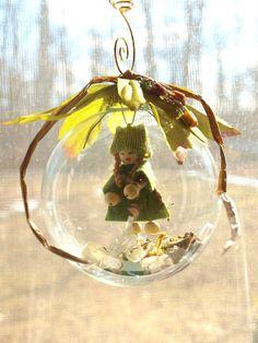 Fairy glass globe