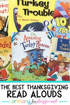 What are some of your favorite books to read in November? Here are our picks for the best Thanksgiving read alouds. #thanksgivingbooks #thanksgivingreadalouds #thanksgiving #novemberreadalouds
