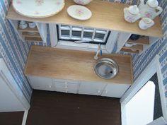 Mine dukkehuse: Køkkenet