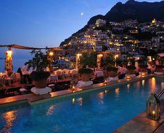Italy, Positano, Savoia Hotel