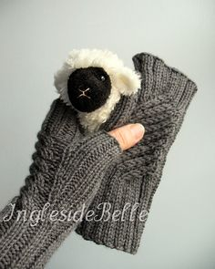 Ravelry: Project Gallery for Swirling Gauntlets pattern by Susanna IC