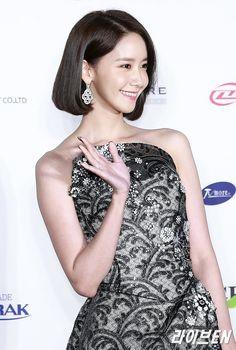 Yoona en los 54 ° Daejong Film Awards.