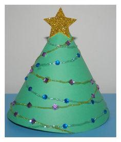 Cardboard Xmas Tree #SAHM #Christmas