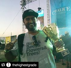 """Congratulations to our friends @bollywoodbam @thehighestgrade @coastalseeds for the win!  #Repost @thehighestgrade:  """"Thank you so much to @hitmanglassdougie and @chalicefestival for putting on an amazing event. It was truly an honor to come out on top of a competition judged so fairly and with such high standards.  Shout out to @sclabs for the stringent testing. Shout out to @wvapes for taking second place and being the only other cartridge to not be disqualified.  Shout out to all the…"""