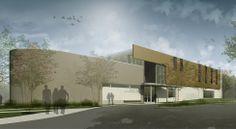 Houser Walker Architecture | DeKalb County Central Senior Center