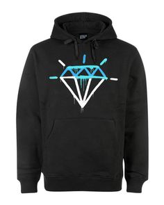 HEKTIK Diamond Hoodie – Some warm and cosy Hoodies and Sweatshirts arrived!   #diamond #hoodie #hektik #streetwear #men