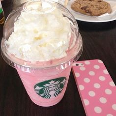 girly starbucks chill day