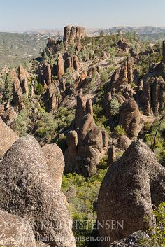 Pinnacles National Park - Lancaster, California