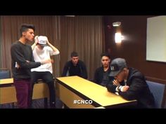 CNCO - In the Building!!! - YouTube