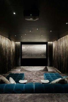 Een cinema in je kelder