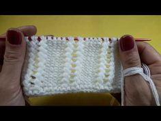 Şelale Örgü Modeli - #knitting knittingpattern #örgü - YouTube Knitting Paterns, Knitting Stitches, Fingerless Gloves, Arm Warmers, Beanie, Pattern, Youtube, Knit Patterns, Baby Things