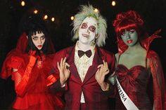 Allison Harvard (@alliharvard) • Instagram photos and videos Tim Burton Costumes, Edward Scissorhands Costume, Allison Harvard, America's Next Top Model, Doll Repaint, Marry You, Beetlejuice, Halloween 2020, Fancy Dress