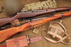 Pacific Rifles M1 Garand vs Arisaka Type 99