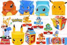 Arquivo de Corte Kit Pokemon