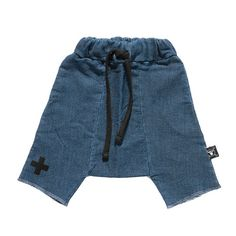 Denim baggy ultra cozy French terry shorts with an elastic waistband, drawstring and pockets in the side seam. Winter Baby Clothes, Baby Winter, Boys Pants, Celebrity Moms, Denim Shorts, Jeans, Cool Style, Kids Outfits, Kids Fashion