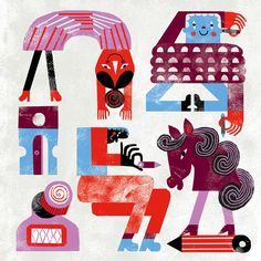 NANNA Illustration - creative life