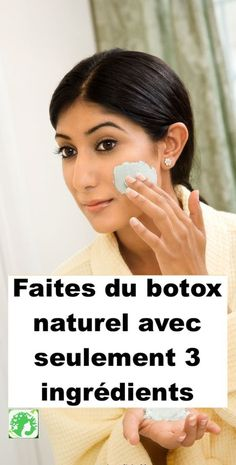 Faites du botox naturel avec seulement 3 ingrédients - #botox #faites #ingredients #naturel #seulement - #BestBeautyTips Best Beauty Tips, Diy Beauty, Beauty Hacks, Natural Beauty Remedies, Perfectly Posh, Facial Care, Neutrogena, Skin Care Tips, Told You So