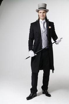 Dobbelspent vest hatt stokk hansker fra Zlixx Goth, Vest, Christian, Photography, Style, Fashion, Scale Model, Gothic, Swag
