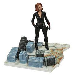 Diamond Select Toys Marvel Select: Avengers Age of Ultron: Black Widow Action Figure