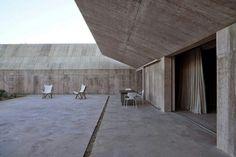 Sol en béton - Concrete floor