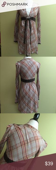 Free People boho dress Size 4 light flowy cute material See more brands Michael Kors, Lululemon, Gap, Chicos, Lucky, Free People, Urban Outfitters, Coach, Patagonia, boutique, Victoria's Secret, Buckle, Miss Me, Chanel, Burberry, Fossil, Tom's, Pink, & more!! 20% off bundle discounts ! Free People Dresses