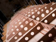Initial shaping begins with the hollow framework Salted Boards | Grown Surfboards, made from recycled timber