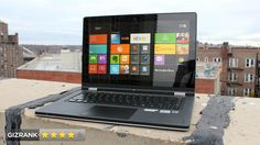 Not just a tablet - a convertible!  Lenovo Yoga: This Is How You Build a PC/Tablet Freak Machine