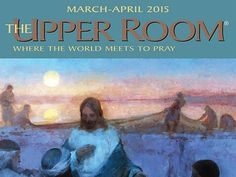 "The Upper Room was first published in ""1935.  It has been a loved daily devotional reading for our family for many years!  Ray was born in 1936!  He said he can remember as a small child when visiting their Grandparents Young every night it was Grandmothers routine to read the Upper Room, Bible and to have prayer!  Many times upon reading it I am amazed how it fits into my life and will ease my worried heart and mind!  It is truly a ""Blessing"" going along with my ""Bible for each days guidence!  Karen 3/19/15"