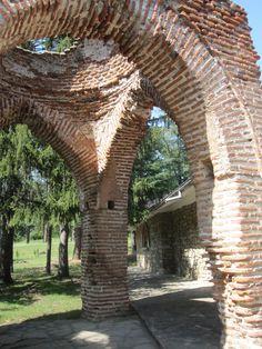 Bulgaria - Thracian Tomb of Kazanlak.