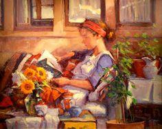 George Van Hook born 1954 in Abington (Pennsylvania), USA