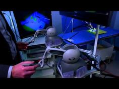 What do miniature #robots, a Cornhusker football player, #NASA, and an operating room have in common? #robotic