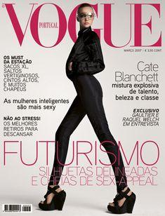 Vogue Portugal #53: Março de 2007